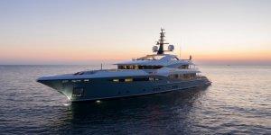 Bilgin Bilgin Yachts'ın Lilium'u, Monaco'da