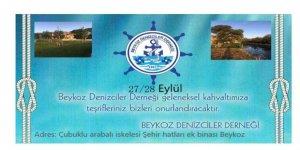 Beykoz Denizciler Derneği sektörü buluşturuyor
