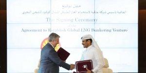 Katar Petroleum ve Shell imzayı attı
