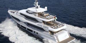 Majesty Yachts'ın en yenisi