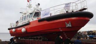 Kıyı Emniyeti botları Özata Tersanesi'nde inşa edilecek