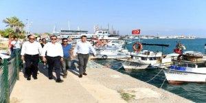 Mersin BB, Taşucu Limanı'nın işletmeciliğinden çekildi