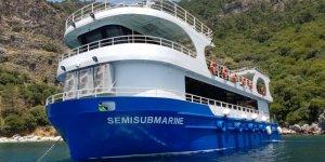 Ödüllü 'Semisubmarine' Hindistan'a satıldı