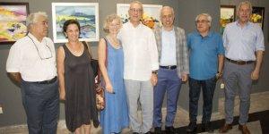 Atalay ve Arıkan'ın eserleri Mersin Deniz Müzesi'nde