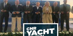 Milyonluk tekneler CNR Yacht Festival'inde