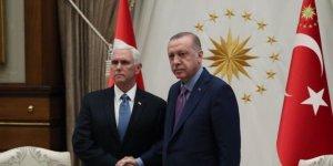 Türkiye ve ABD Suriye konusunda anlaştı