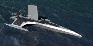 Robotik gemi,Atlas Okyanusu'nu geçecek