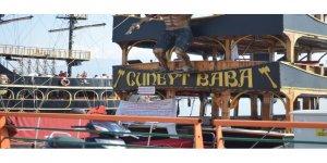 Hanutçuluk yapan tekneler mühürlendi