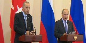 Türkiye ile Rusya arasında Suriye mutabakatı!