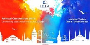 IBIA'nın bu yılki toplantısı İstanbul'da yapılıyor