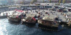 İBB: BELTUR eliyle balık ekmek satışı yapılabilir