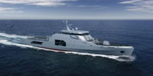 Rumlar 2 yeni devriye gemisi alıyor