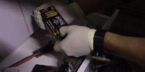 Yenikapı'da tekneye uyuşturucu baskını