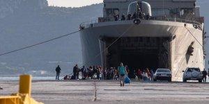 Komşuda göçmen gerilimi tırmanıyor!