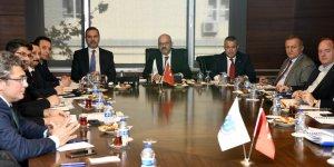 Bakanlık ve DTO Yöneticileri 2. kez toplandı