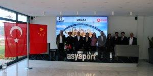 Asyaport, 4 milyon TEU'luk kapasiteye ulaşmayı hedefliyor
