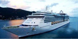 Royal Caribbean rotayı Kuşadası'nda çevirdi