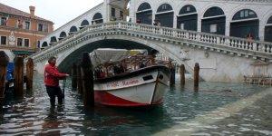 Venedik iklim değişikliği kurbanı oldu