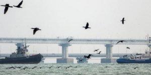 Rusya, Ukrayna gemilerini iade etti