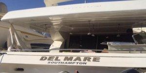 Bodrum'da lüks teknede patlama! 3 yaralı