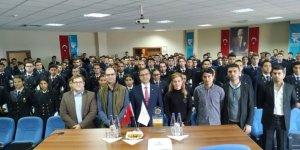 Turgut Kıran Denizcilik Fakültesi ARKAS'ı ağırladı