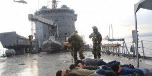 Doğu Akdeniz-2019 Davet Tatbikatı tamamlandı