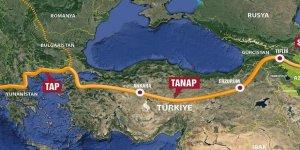 Trans Adriyatik Doğal Gaz Boru Hattı'nın Yunanistan ayağı tamamlandı