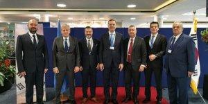 DTO Yönetimi, IMO'nun Genel Kurulu'na katıldı