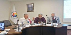 DTO Antalya Şubesi 21. Olağan Meclis Toplantısı gerçekleştirildi