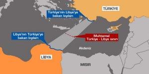 Yunanistan, Libya ile Türkiye anlaşmasını NATO'ya taşıyor