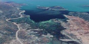 Beyşehir Gölü'nün derinliği 5,5 metreye düştü