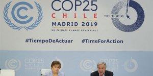 İklim Zirvesi, Madrid'de başladı