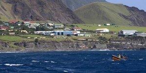 Dünyanın en yalnız adası