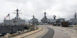 ABD'deki Pearl Harbor Tersanesi'nde silahlı saldırı