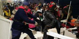 Kuşadası'nda 40 kaçak göçmen yakalandı