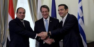 Sisi, Akdeniz'de 7 bin kilometrekareyi Yunanistan'a bırakmış