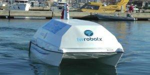 Denizler Robot Doris'e emanet