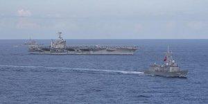 Doğu Akdeniz'de ABD ile ortak tatbikat