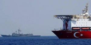 'İsrail gemisi Doğu Akdeniz'den çıkarıldı' iddiası