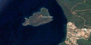 Marmaris'te sahibinden satılık ada