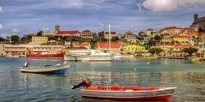 Karayipler'in cennet ada ülkesi Grenada