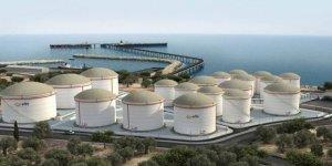 Çin GKRY'de LNG terminali kuruyor