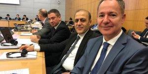 Prof. Dr. Erdoğan OECD toplantısında