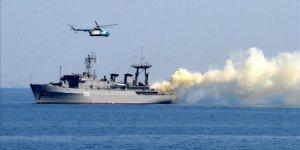 Doğu Akdeniz'de ortak askeri tatbikat başladı