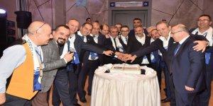 DEFMED'te 'Yeni Yıla Merhaba' yemeği
