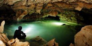 Deniz mağaraları da tehdit altında
