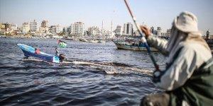İsrail, Gazzelinin balığına da göz dikti