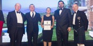 Prestij ödülü Türkiye'nin