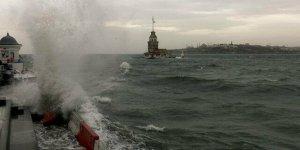 İstanbul' a fırtına geliyor
