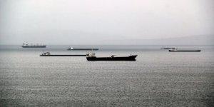 Gemiler doğal liman Sinop'a sığındı